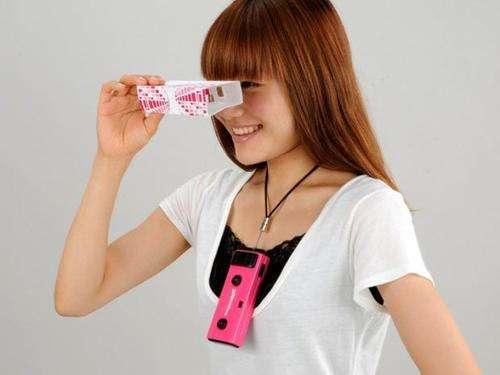 3D Toy Cameras