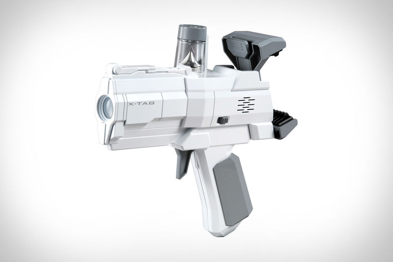 Connected Laser Tag Toys
