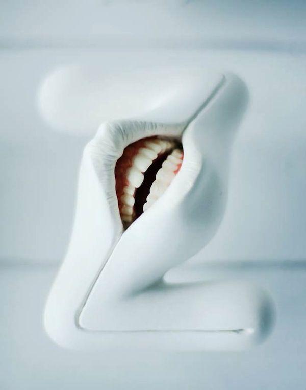 Abnormal Oral Alphabets