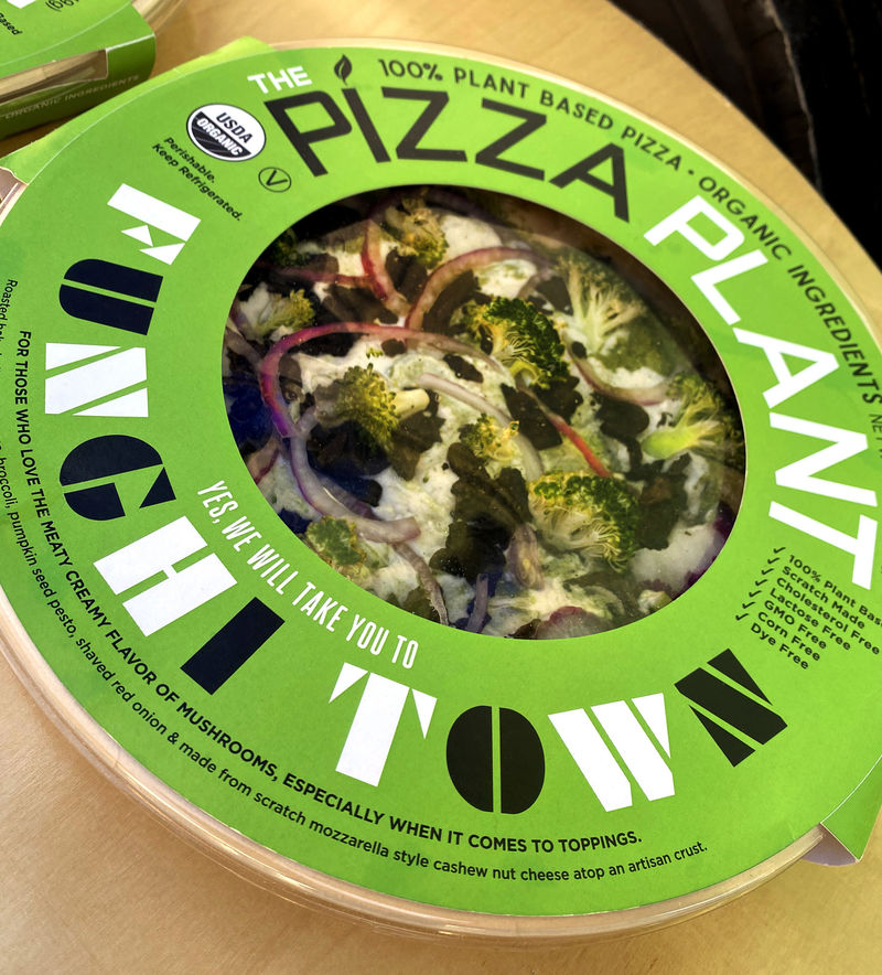 Organic Take-and-Bake Pizzas