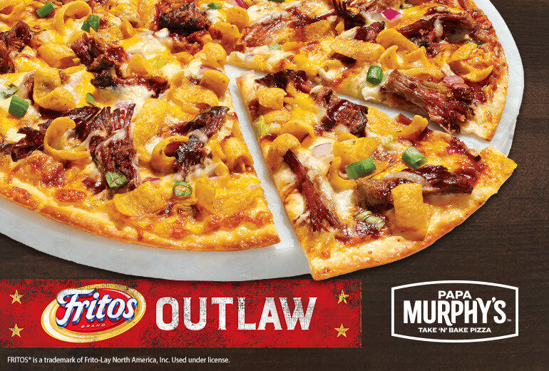 Limited-Edition Corn Chip Pizzas