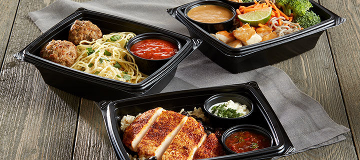 Take-Home Restaurant Meals
