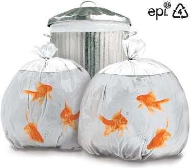 Aquarium Trash Bags