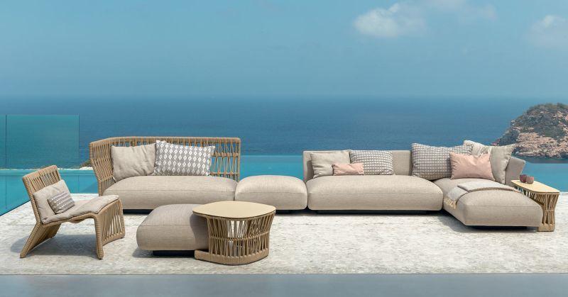 Nautical Outdoor Living Furniture