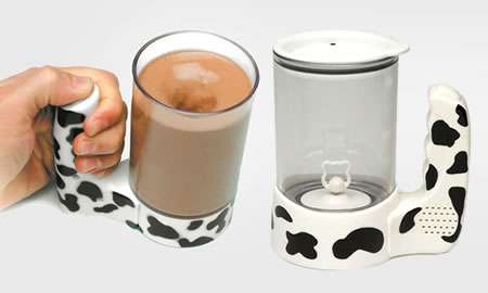 Mooing Cow Cups