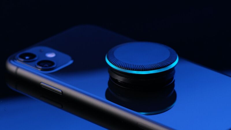Voice Assistant Phone Grips