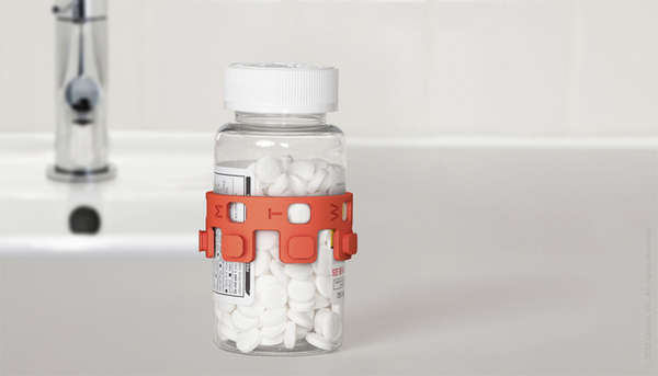 Capsule Dosage Counters