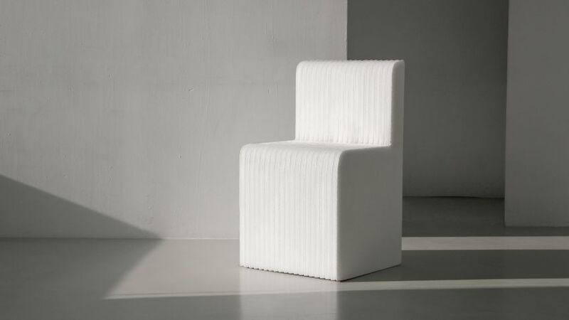 Malleable Styrofoam Seating Solutions
