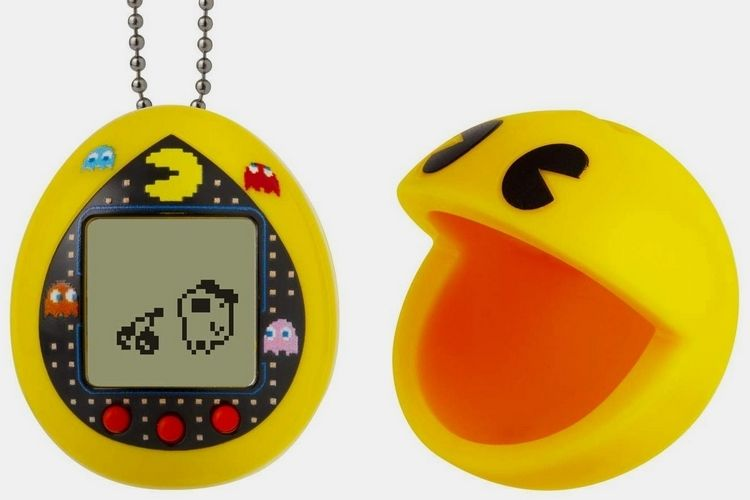 Retro Branded Digital Pets