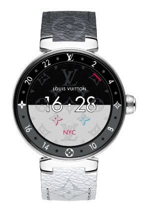 Travel-Centric Luxe Watches