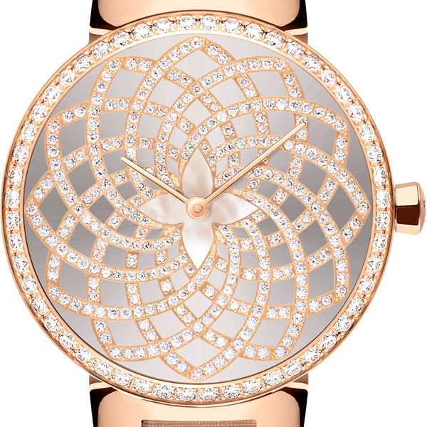 Precious Pink Gold Timepieces