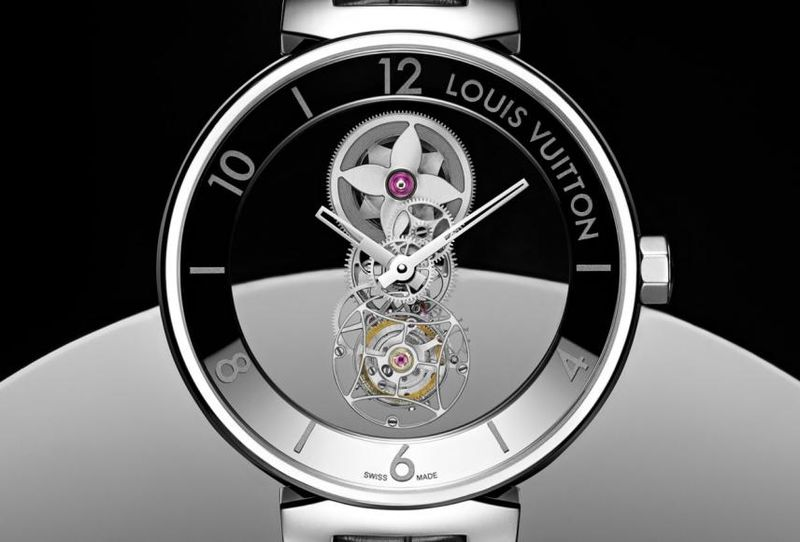 Luxury Tourbillon Timepieces