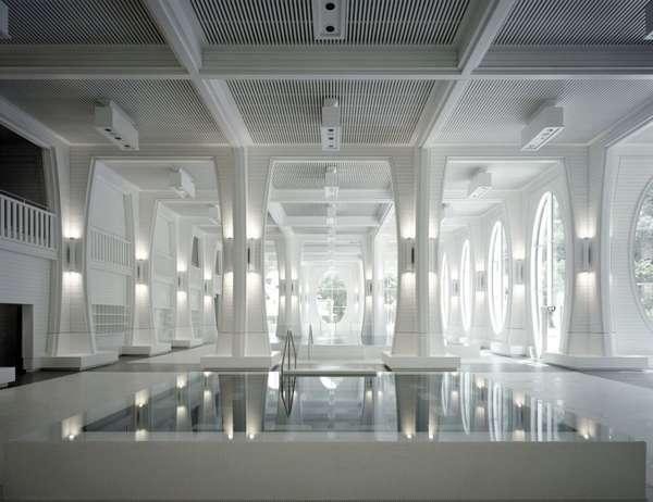 Sci-Fi Bathhouses