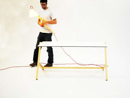 Multitasking Hybrid Furniture