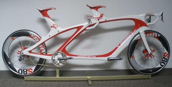 Race Ready Tandem Bikes