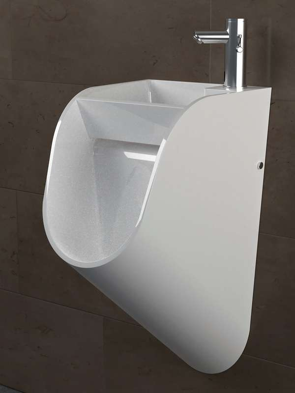 Sink Toilet Hybrids Tandem Urinal