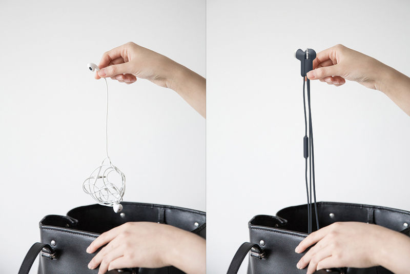 Tangle-Free Headphones