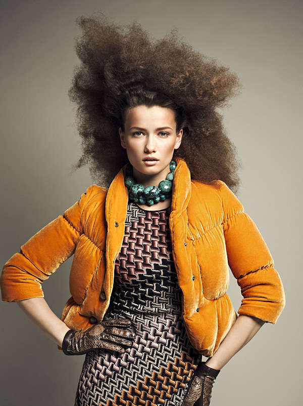 Tangled Hair Editorials