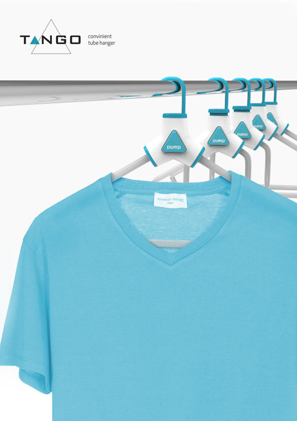 Inflatable Clothes Hangers