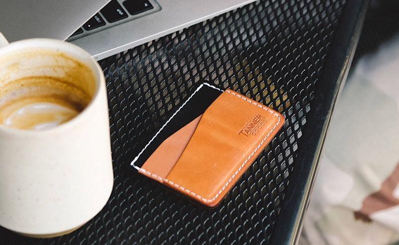 Intentionally Minimal Card Wallets