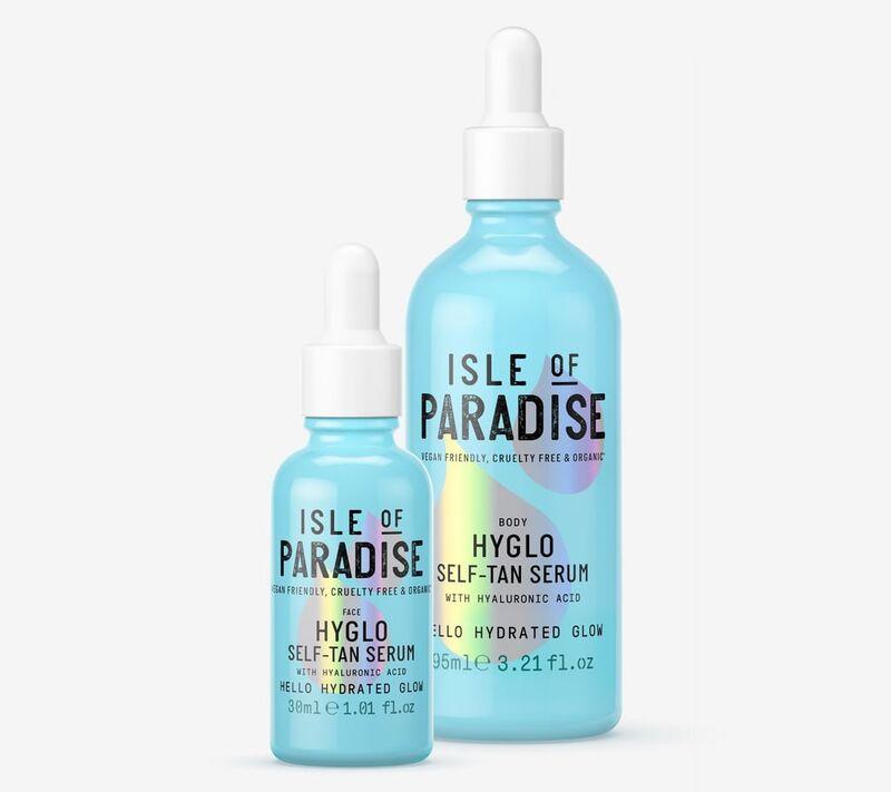Hydrating Tanning Serums