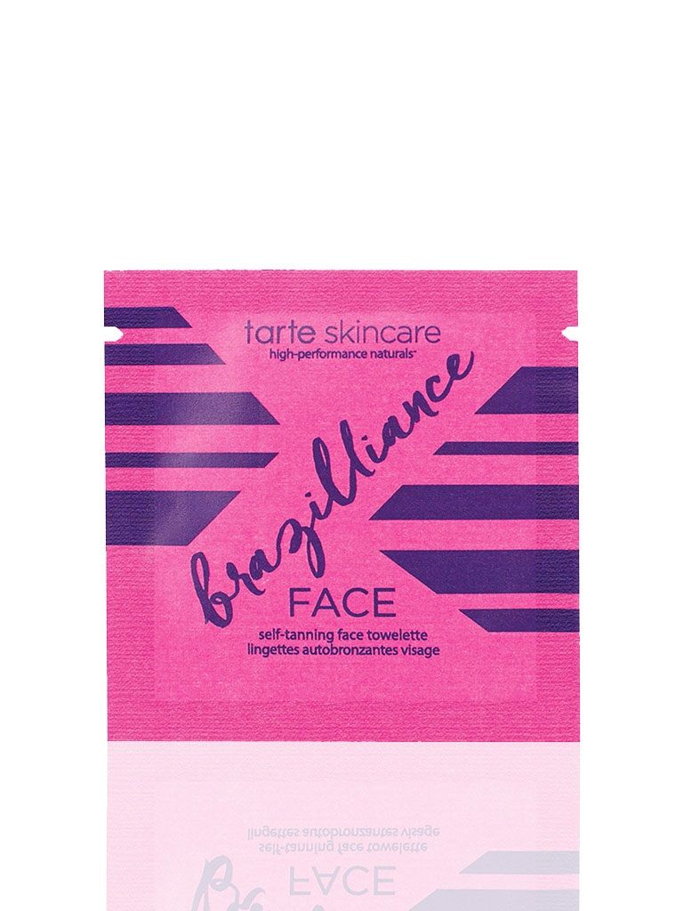 Self-Tanning Face Wipes