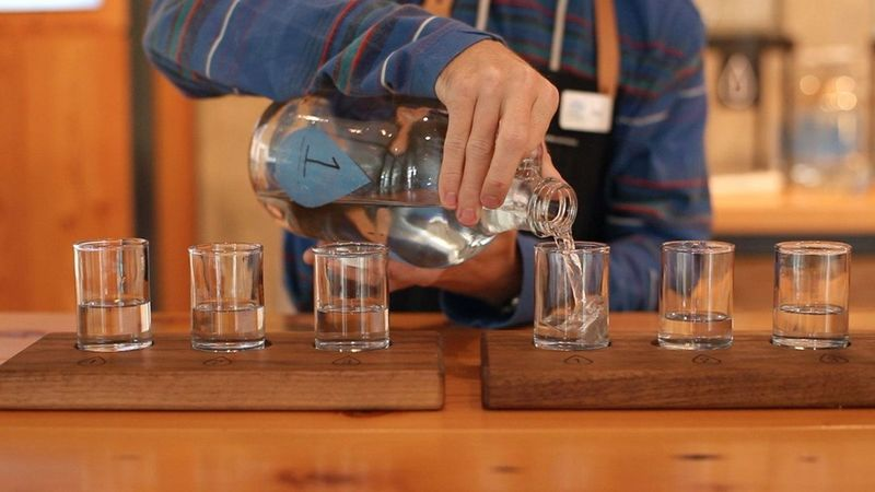 Tap Water Bars