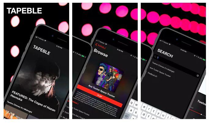 Streaming Audio Platforms