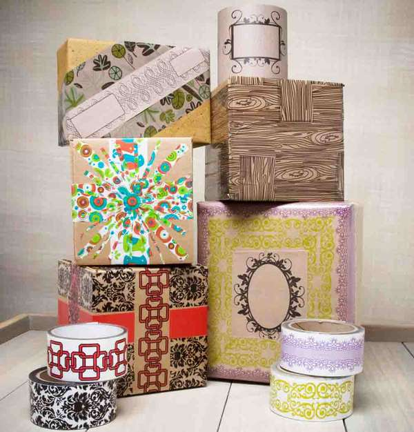 Pretty Packing Tape