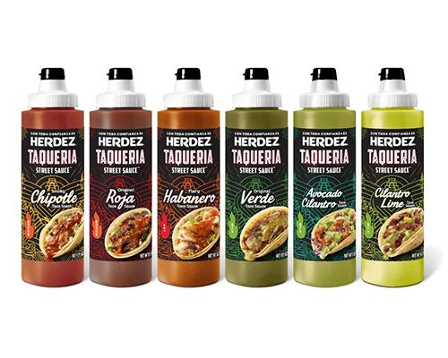 Street Food-Inspired Sauces