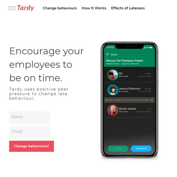 Team Tardiness-Tracking Apps
