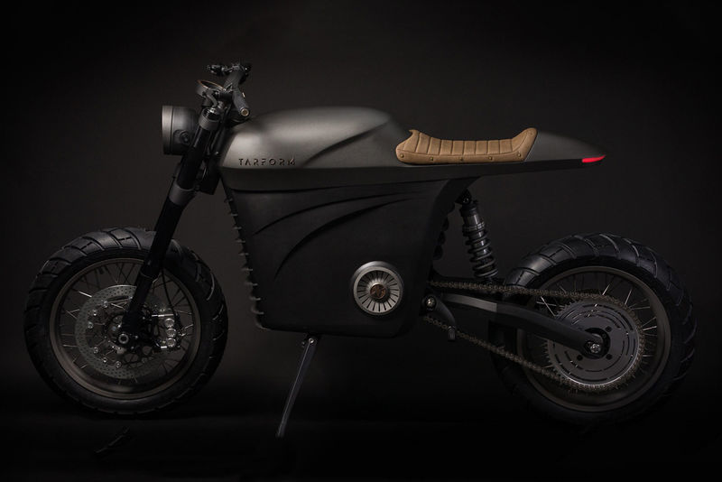 Sustainable Urban Motorcycles