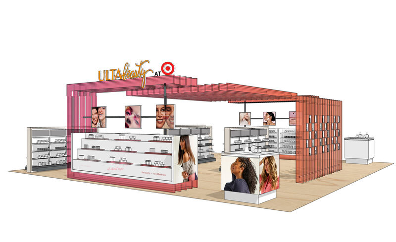 Collaborative Beauty Shop-in-Shops