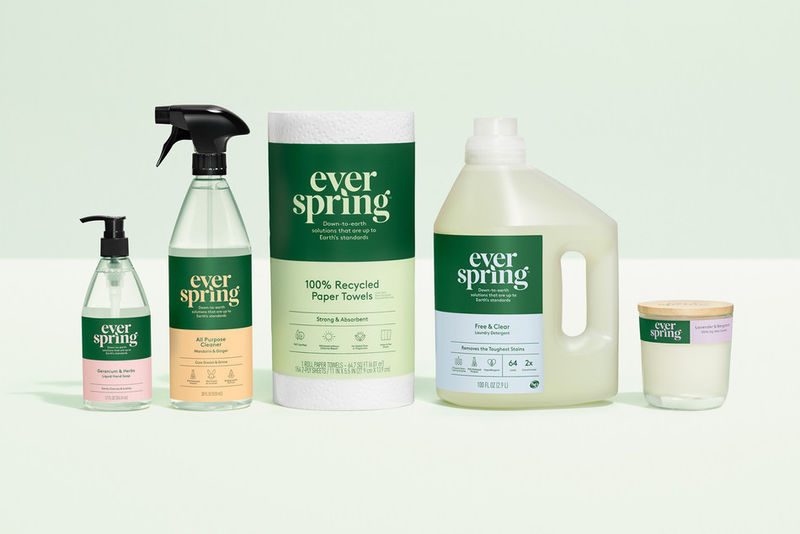 Naturally Focused Household Products