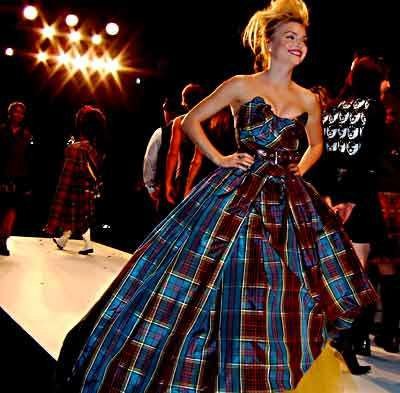 Tartan and Checker Fashion