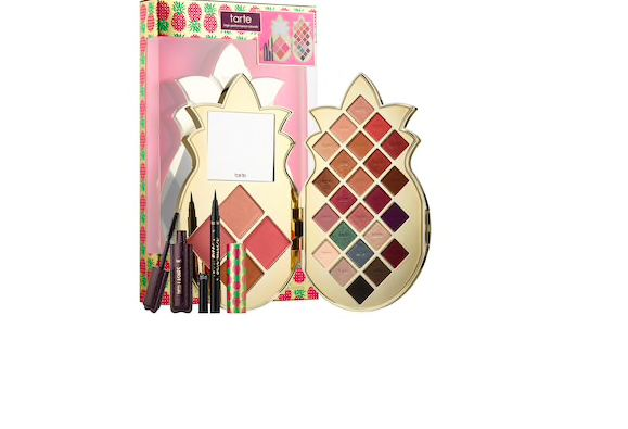 Pineapple-Themed Cosmetic Gift Sets