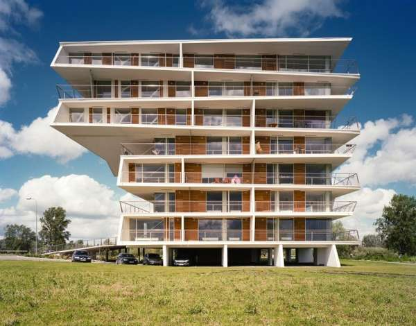 Top-Heavy Architecture
