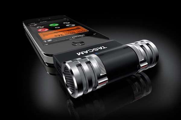 Smartphone Audio Recorders