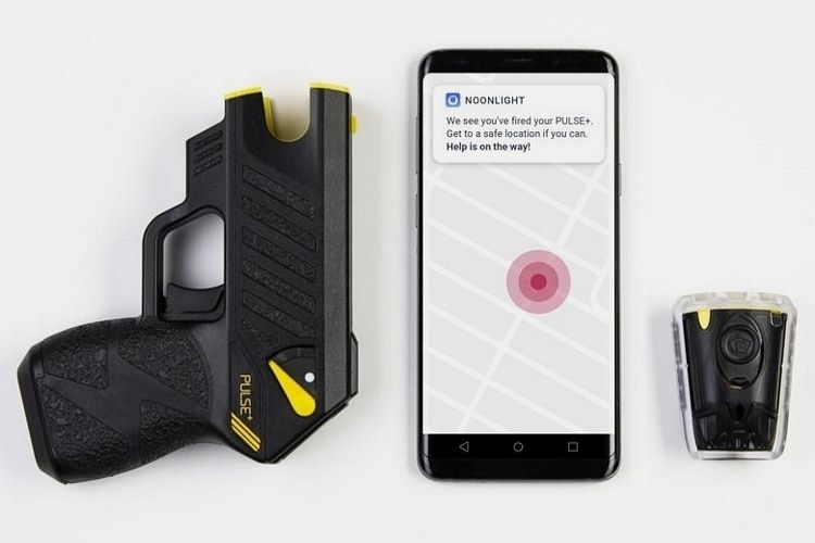 Location-Tracking Self-Defense Devices