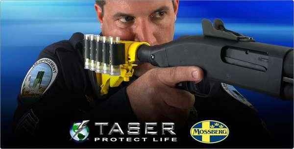 Taser's Get A Facelift