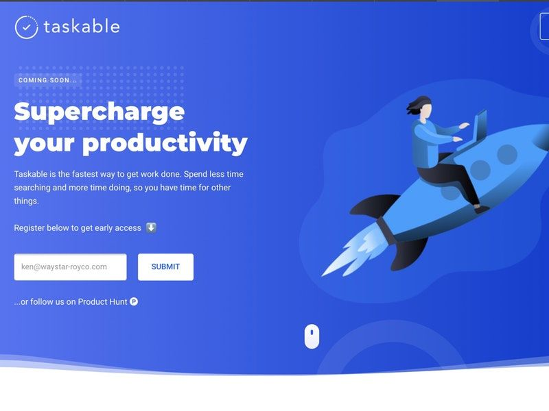 Workflow-Enhancing Productivity Platforms