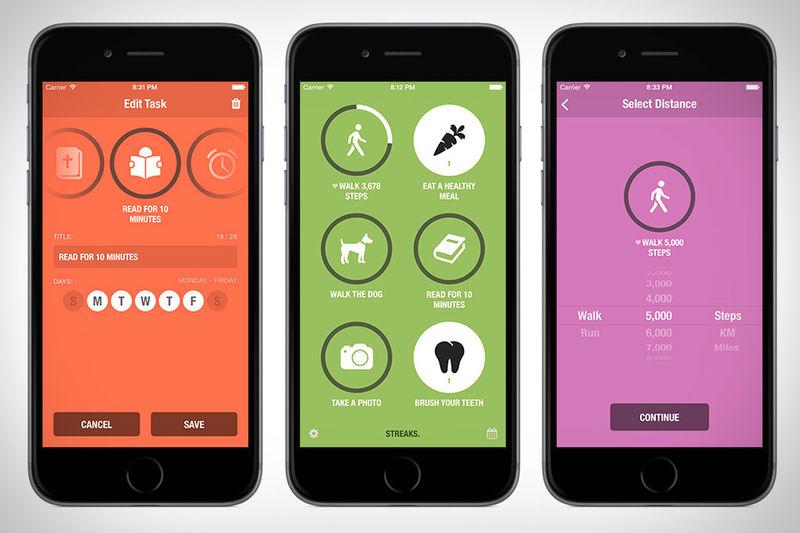 Habit-Forming Apps