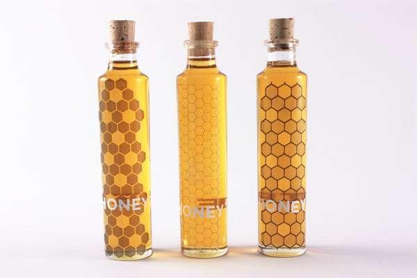 Sweet Beehive Branding
