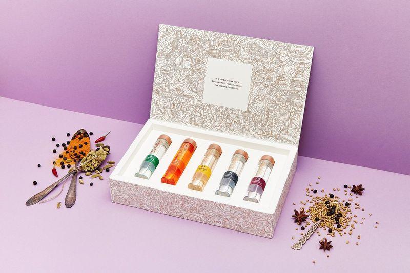Spirit Tasting Boxes