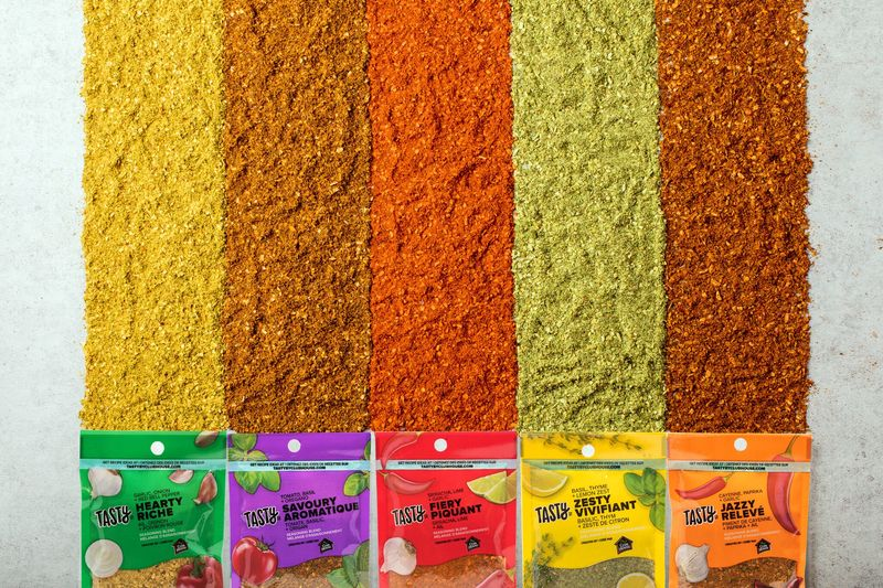 Seasonal Cooking Spices
