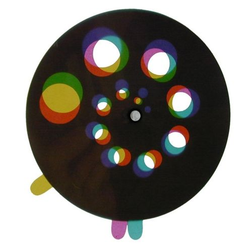 Prismatic Color Wheels