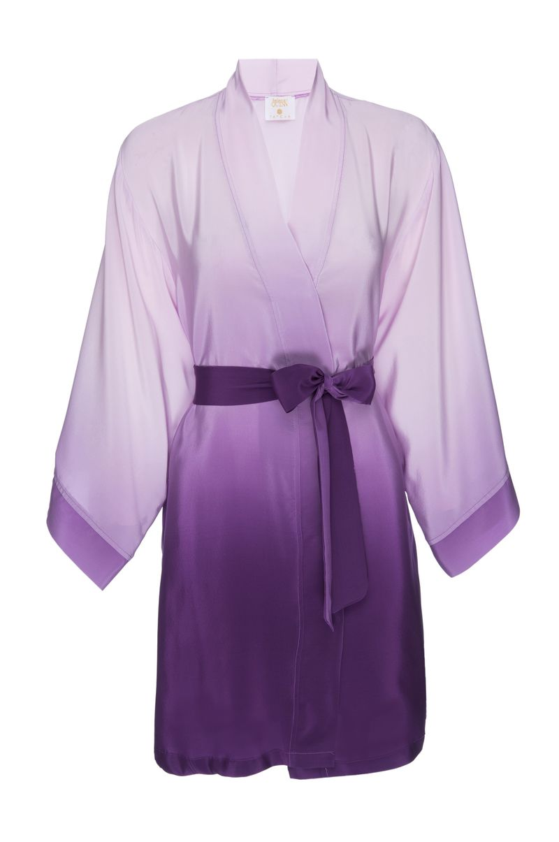 Silky Skincare-Branded Robes