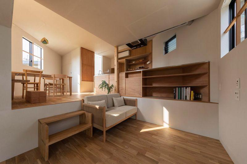 16-Leveled Houses
