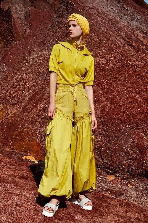 Traditional Folk-Inspired Spring Fashion