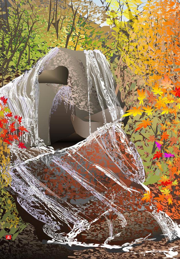 striking spreadsheet art   tatsuo horiuchi